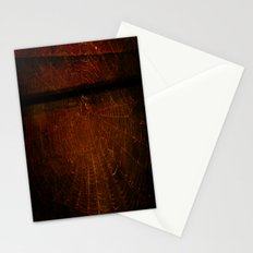 What a Dark Web We Weave Stationery Cards