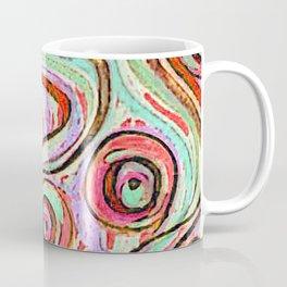 zakiaz sunburst cotton candy swirl Coffee Mug