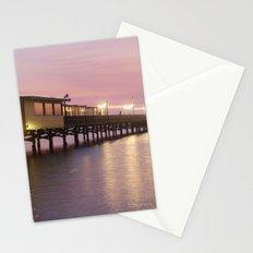 Pier 19 - Dusk Stationery Cards