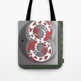 Loco Ochos Tote Bag