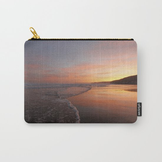 Last light at Dusk Carry-All Pouch
