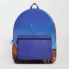 Look to the Stars Backpack