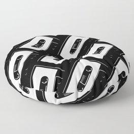 Tape Floor Pillow