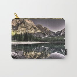 How Long Will You Be? Carry-All Pouch