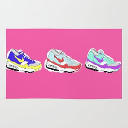 Nike Air Rug
