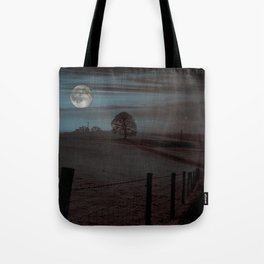 Moon Tor Tote Bag