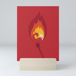 Phoenix Mini Art Print