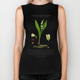 Breaking Bad - Lily of the Valley Biker Tank