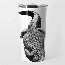 Alligators Love to Swim Travel Mug