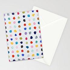 Polka Daubs Stationery Cards
