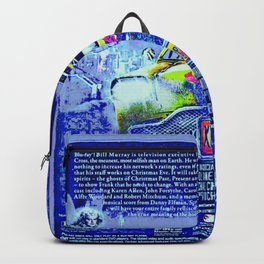 Scrooged Backpack