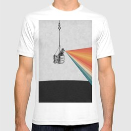 Looking for the right angle ... T-shirt