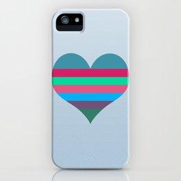 Karen's Heart iPhone Case