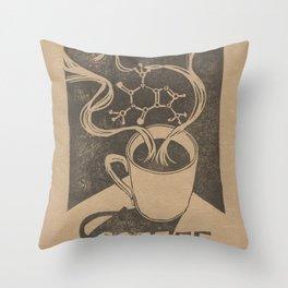 Mmm... Coffee Throw Pillow