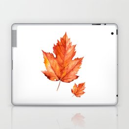 Autumn Maple Leaves Laptop & iPad Skin