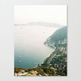Eze Village, French Riviera Canvas Print