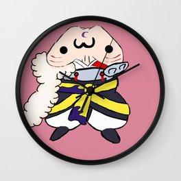 Sesshomaru-penis Wall Clock