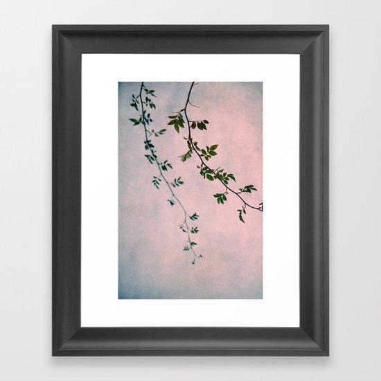 decembro Framed Art Print