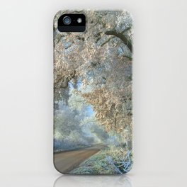 Cotswolds Frost iPhone Case