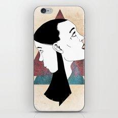 Helena iPhone & iPod Skin