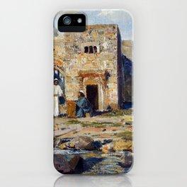 Vasily Polenov Levi Mathew The Apostle Matthew iPhone Case