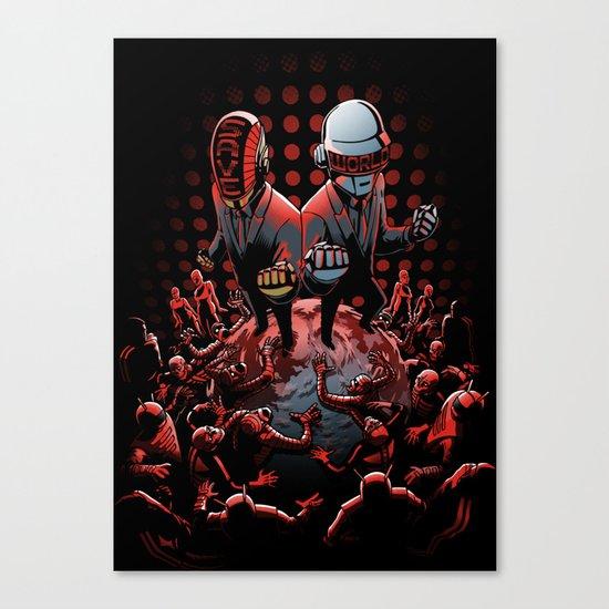 Saviors Canvas Print