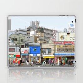 Tokyo Moods Laptop & iPad Skin
