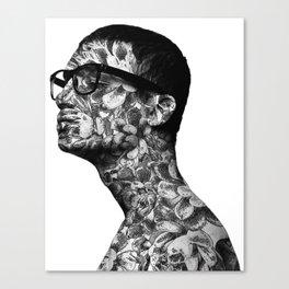 Yakuza Canvas Print