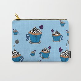 Wonderland Cupcake Carry-All Pouch