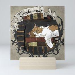 Crookshanks Mini Art Print