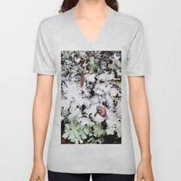 Hawaiian Lichen Unisex V-Neck