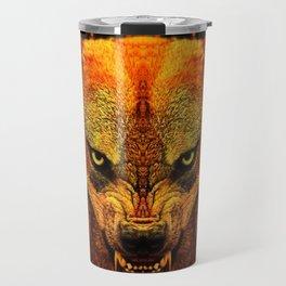 Canis Lupus I Travel Mug