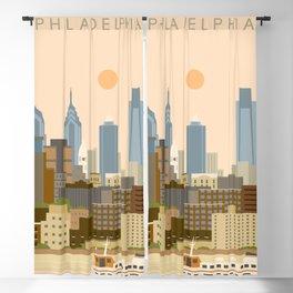 Philadelphia Blackout Curtain