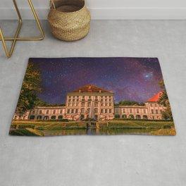 Nympfenburg Palace - Munich Rug