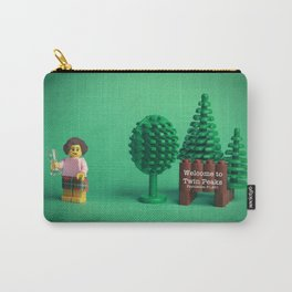 Welcome to Twin Peaks Carry-All Pouch
