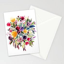 Florals I Stationery Cards