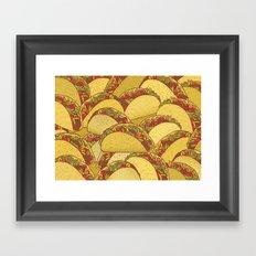 Tacos Framed Art Print