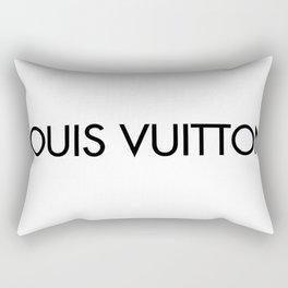 louis vitton Rectangular Pillow