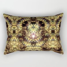 DMT Shaman Visions Rectangular Pillow