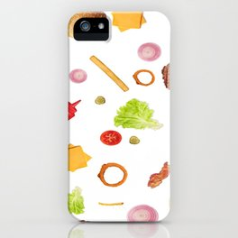 In-N-Out iPhone Case