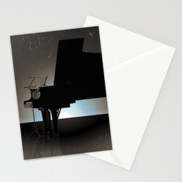 Cosmic Composer Stationery Cards