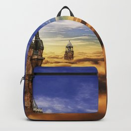 Guardian Towers . Backpack