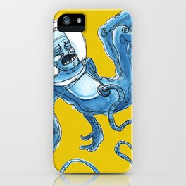 Spaceman iPhone Case