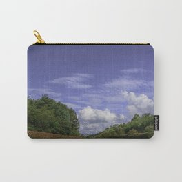 Along a Mountain Road Carry-All Pouch