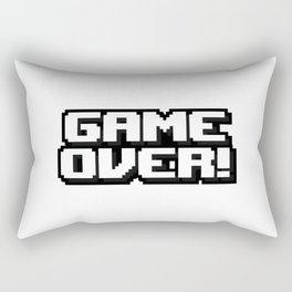 GAME OVER! Rectangular Pillow