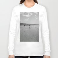 let it go Long Sleeve T-shirts featuring Let Go by Maria Karas