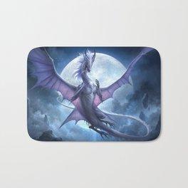 White Dragon v2 Bath Mat