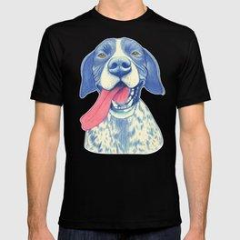 Pointer dog - Jola 01 T-shirt