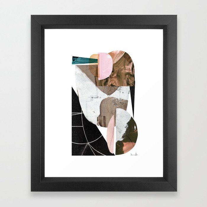 Essence 2 Framed Art Print