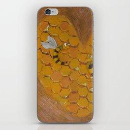 Hunie Bee iPhone Skin